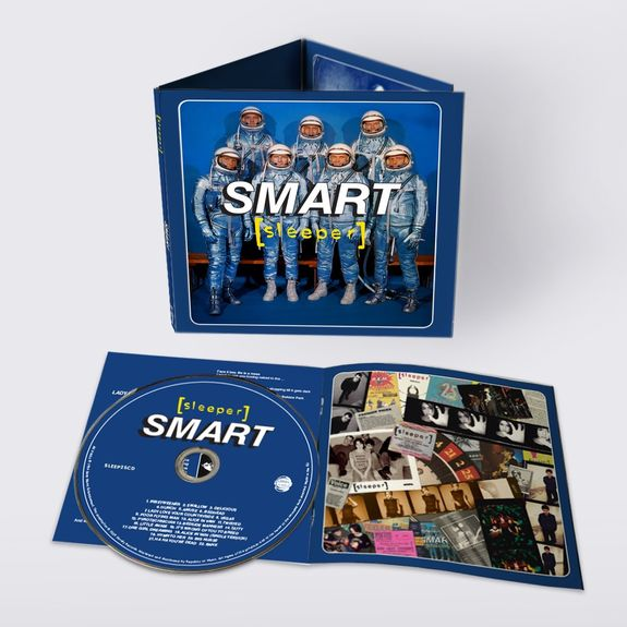 Sleeper: Smart [25th Anniversary]: Signed Deluxe Edition CD