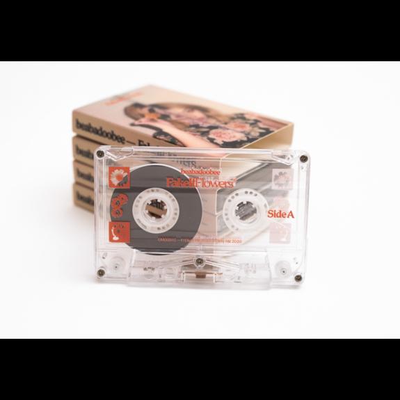 Beabadoobee: Fake It Flowers - Clear Cassette