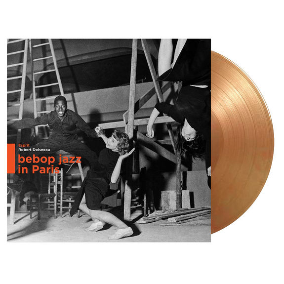 Various Artists: Bebop Jazz in Paris: Limited Edition Brown Vinyl