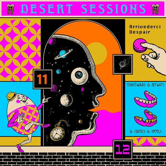Desert Sessions: Desert Sessions Vol. 11 & 12