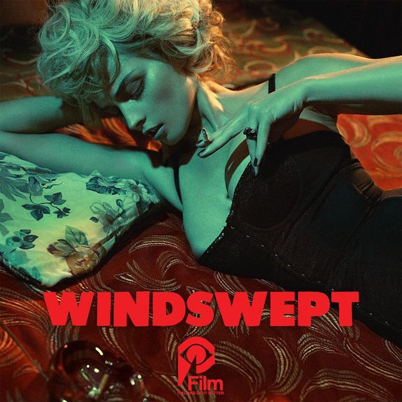 Johnny Jewel: Windswept: White Vinyl