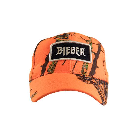 Justin Bieber: Bieber Miami Orange Camo Trucker Hat