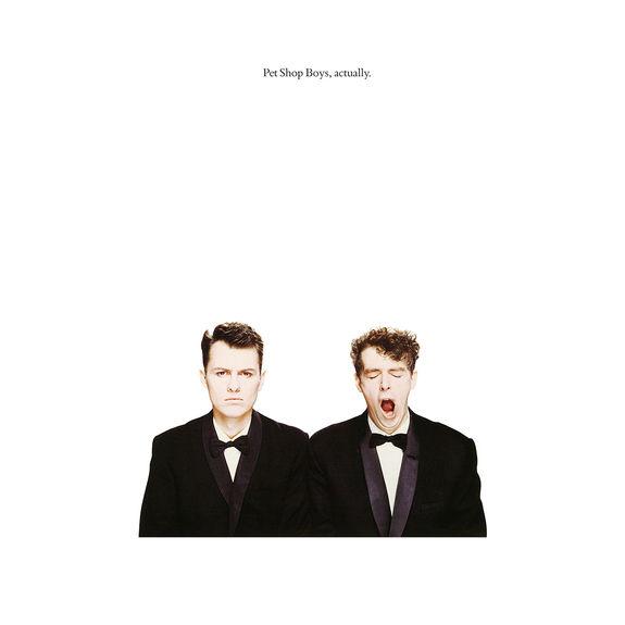 Pet Shop Boys: Actually 180gm Heavyweight Vinyl