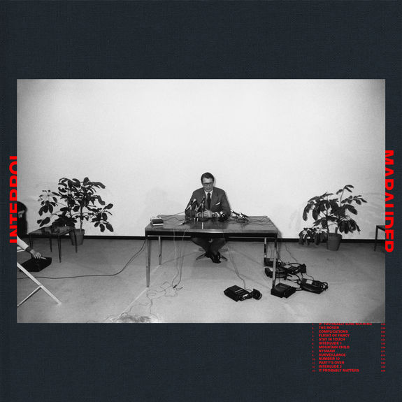 Interpol: Marauder