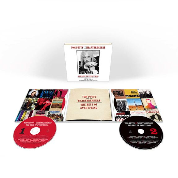Tom Petty And The Heartbreakers: The Best Of Everything – The Definitive Career Spanning Hits Collection 1976-2016