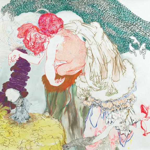 Future Islands: Feathers & Hallways: Limited Edition Mint Vinyl