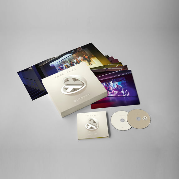 takethat: Odyssey Limited Edition Box Set