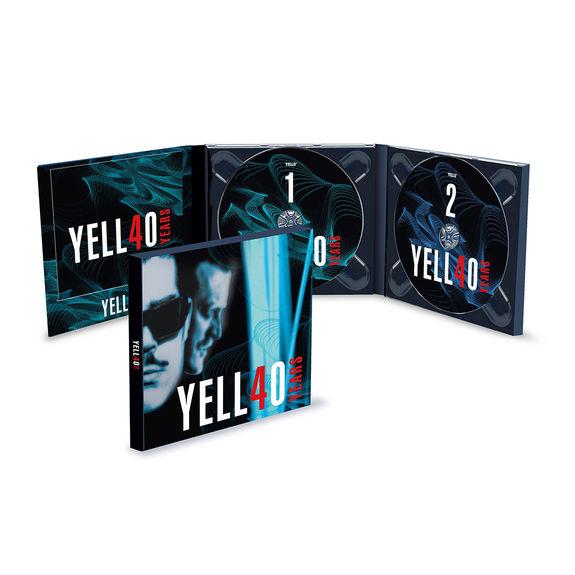 Yello: YELL4O YEARS: 2CD