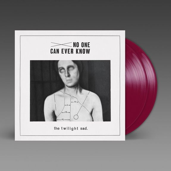 The Twilight Sad: No One Can Ever Know: Limited Edition Burgundy Vinyl