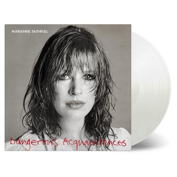 Marianne Faithfull: Dangerous Acquaintances: Limited White Vinyl