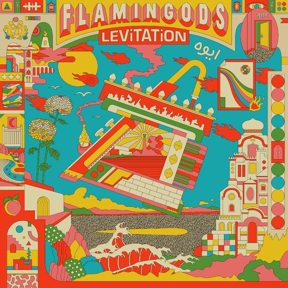 Flamingods: Levitation: Signed CD