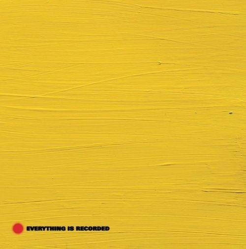 Richard Russell: Everything Is Recorded by Richard Russell: Yellow Vinyl