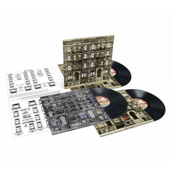 Led Zeppelin: Physical Graffiti: Deluxe Vinyl Edition