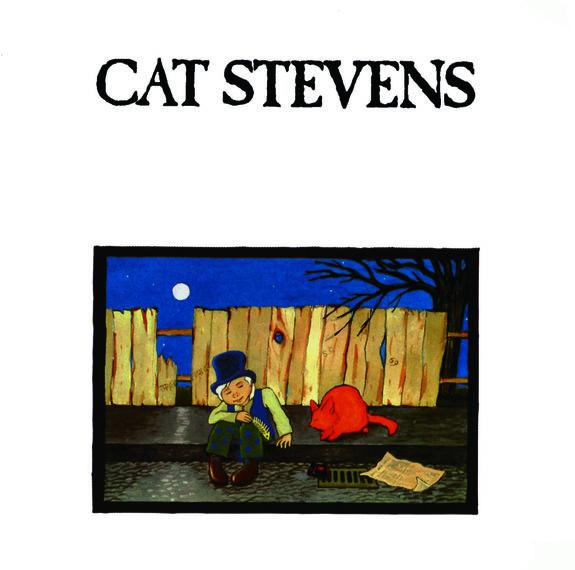 Cat Stevens: Teaser & The Firecat