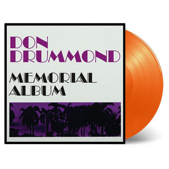 Don Drummond: Memorial Album: Limited Orange Vinyl