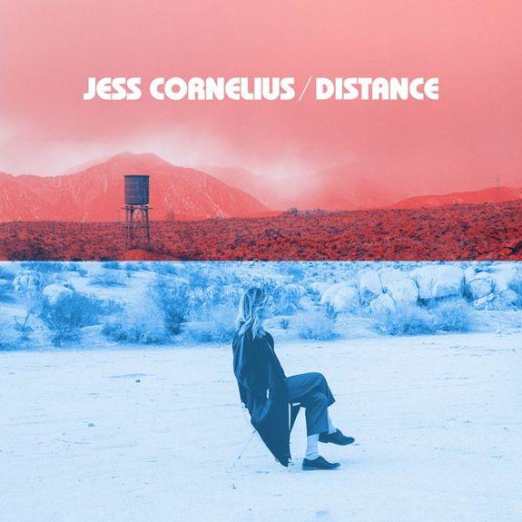 Jess Cornelius: Distance: Limited Edition Baby Blue Vinyl