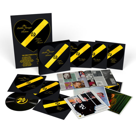 Public Image Limited: The Public Image Is Rotten (Songs From The Heart): Vinyl Box Set + Signed Card