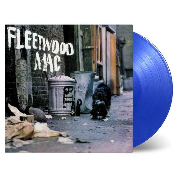 Fleetwood Mac: Peter Green's Fleetwood Mac: Numbered Transparent Vinyl