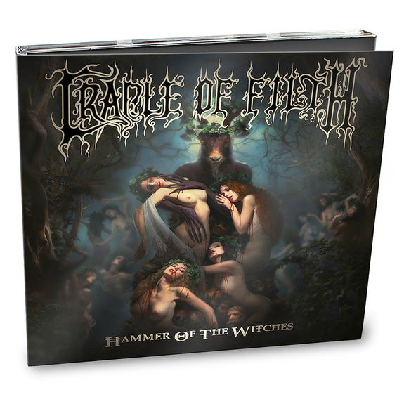 Cradle Of Filth: Hammer Of The Witches: Limited Edition