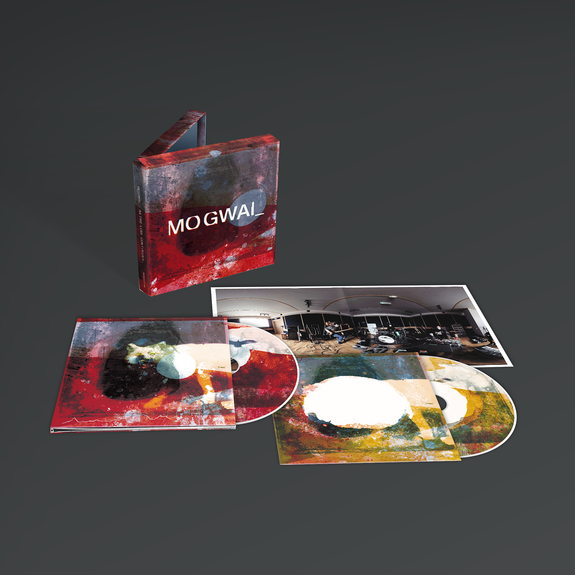 Mogwai: As The Love Continues: CD Box Set