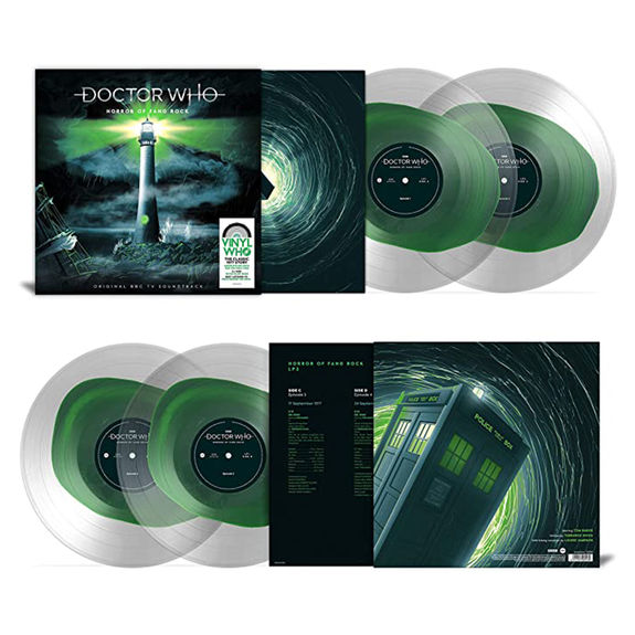 Doctor Who: Doctor Who - Horror Of Fang Rock: Limited Edition 140g Rutan Blob Vinyl