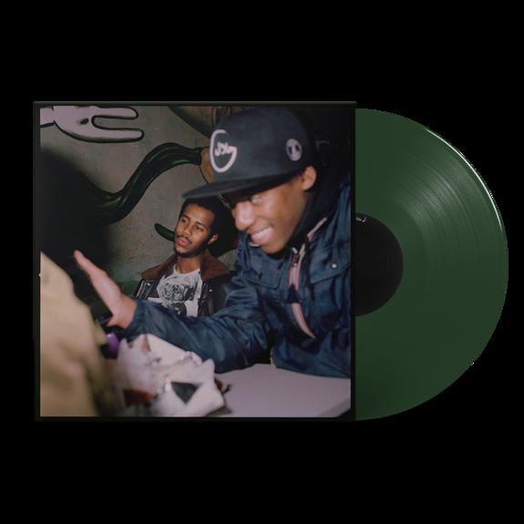 Mustafa: When Smoke Rises: Limited Edition Dark Green Vinyl LP