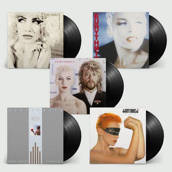 Eurythmics: Eurythmics: The Studio Albums 1983-1987