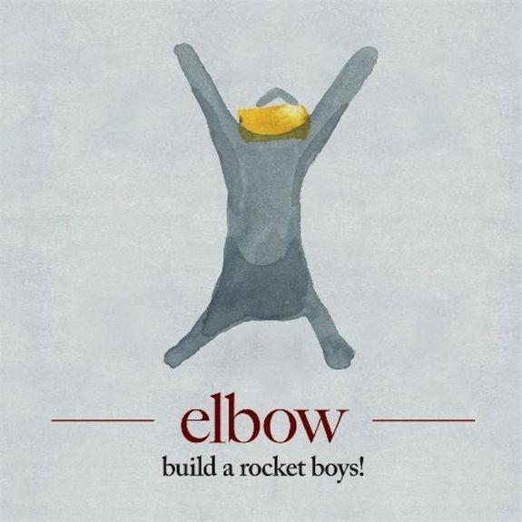 Elbow: Build a Rocket Boys! CD