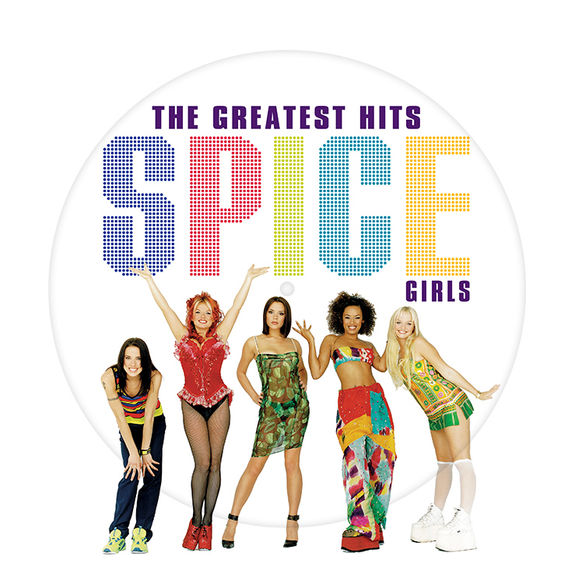 Spice Girls: The Greatest Hits: Limited Edition Picture Disc Vinyl