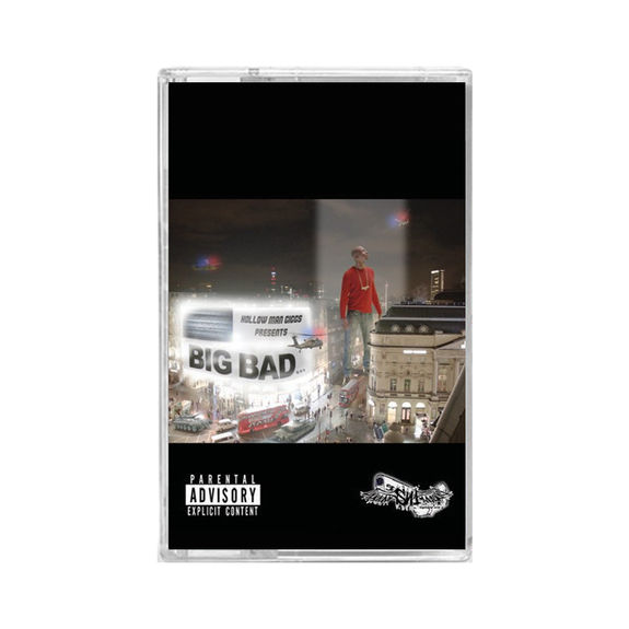 Giggs: BIG BAD... EXCLUSIVE CASSETTE