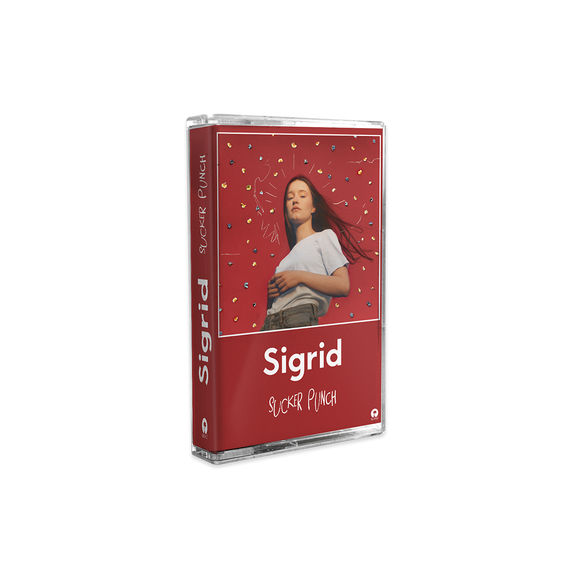 Sigrid: Sucker Punch Album: Cassette