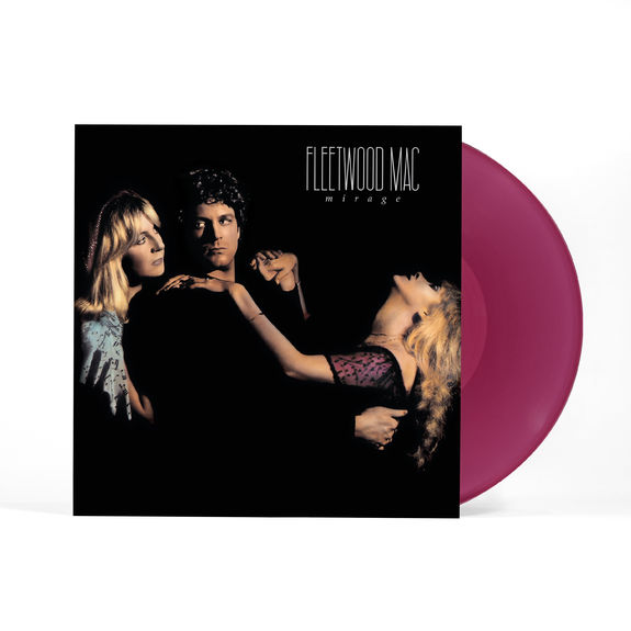 Fleetwood Mac: Mirage: Limited Edition Violet Vinyl LP