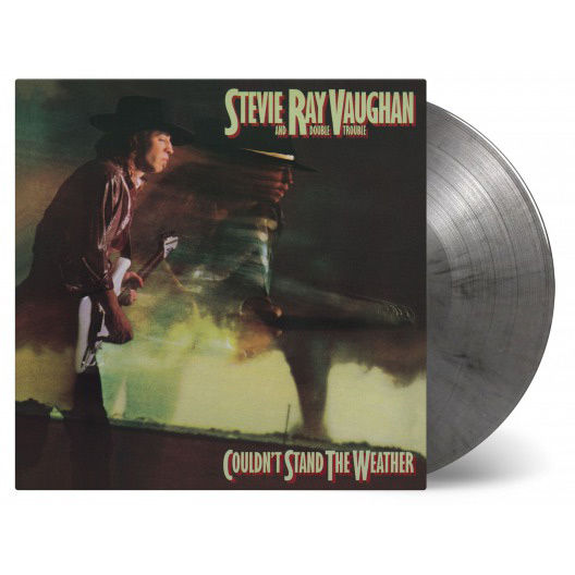 Stevie Ray Vaughan: Couldn't Stand The Weather: Limited Edition Silver & Black Swirled Vinyl