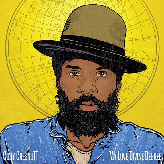 Cody Chesnutt: My Love Divine Degree: Signed