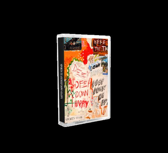 Sports Team: Deep Down Happy: Cassette