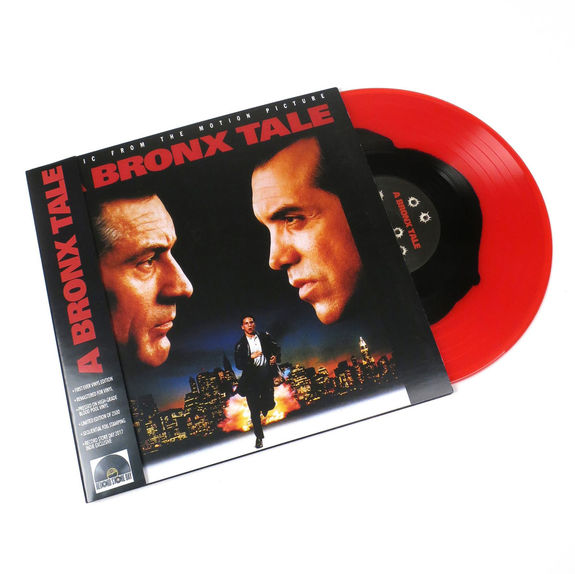 Various Artists: Bronx Tale: Pool Of Blood Numbered Vinyl