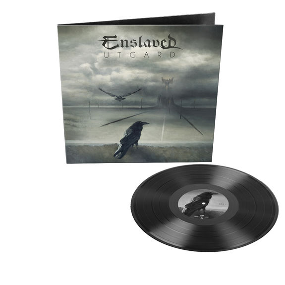 Enslaved: Utgard: Limited Edition Gatefold Vinyl + Signed Insert
