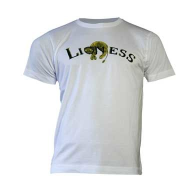 Amy Winehouse: Lioness Mens T-Shirt