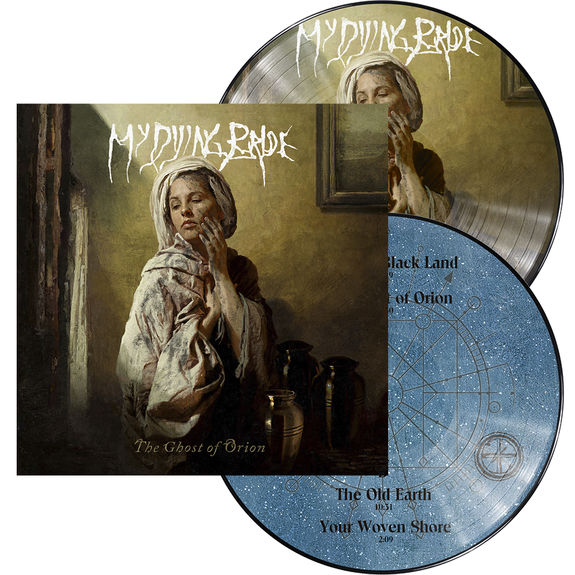 My Dying Bride: The Ghost Of Orion: Limited Edition Gatefold Double Picture Disc Vinyl + Exclusive Signed Insert