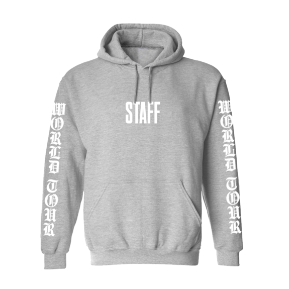 Justin Bieber: World Tour Paris Hoodie