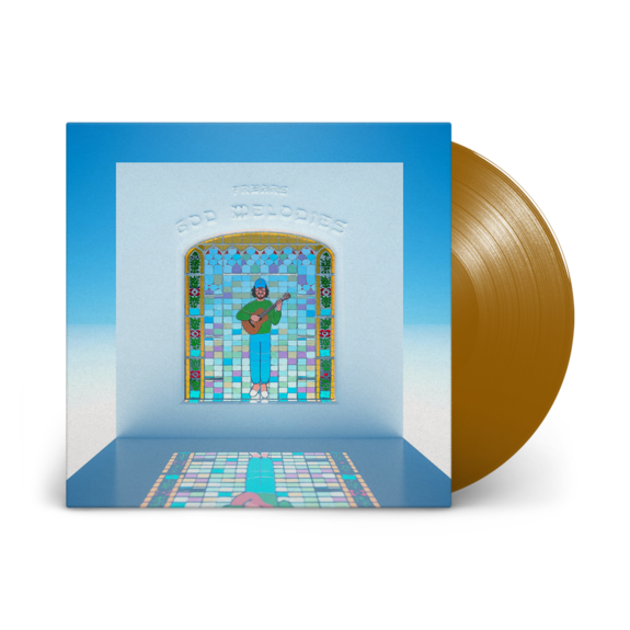 Fryars: God Melodies: Signed Exclusive Gold Vinyl LP