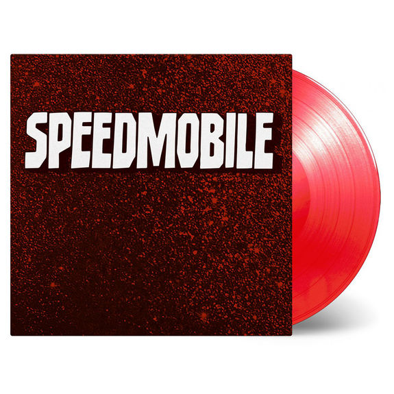 SPEEDMOBILE: SPEEDMOBILE EP: Limited Edition Red Vinyl