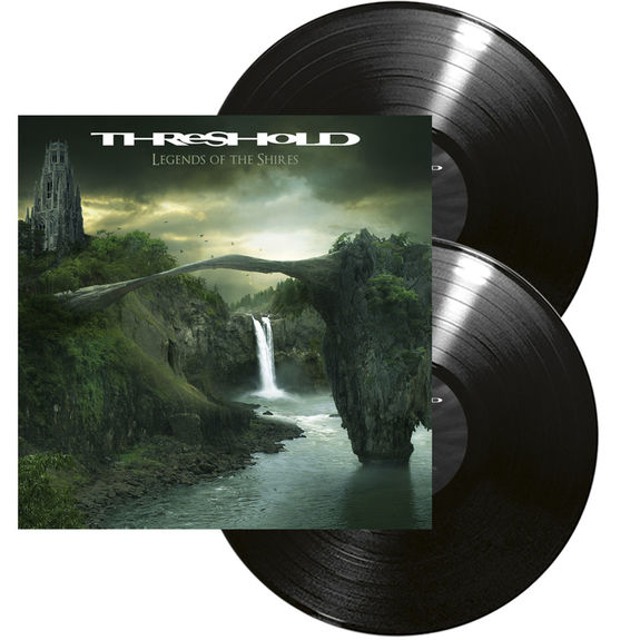 Threshold: Legends Of The Shires: Limited Gatefold Vinyl + Signed Insert