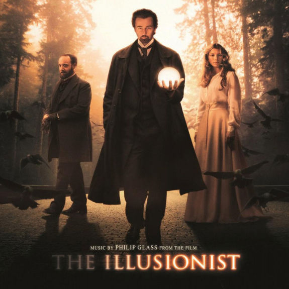 Philip Glass: The Illusionist: Original Soundtrack