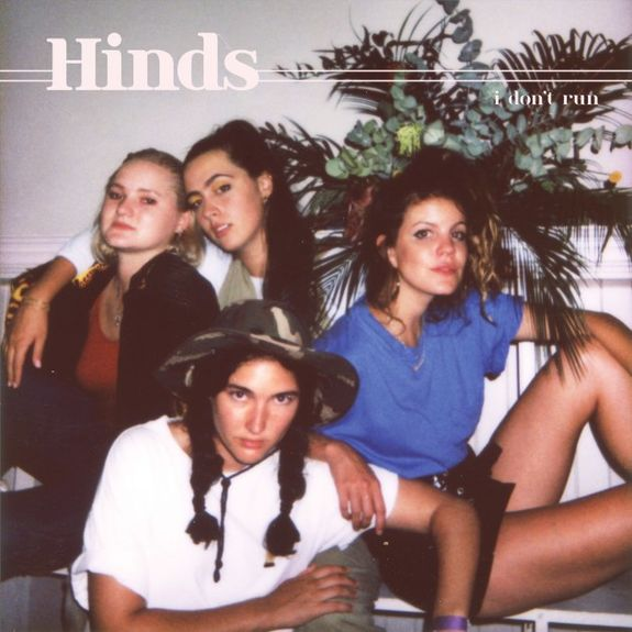 Hinds: I Don't Run: Clear Vinyl