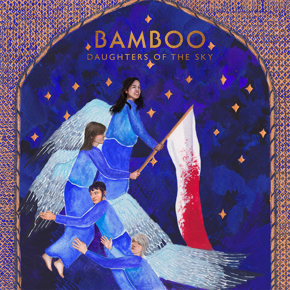 Bamboo: Daughters of the Sky: Limited Edition Gold Vinyl