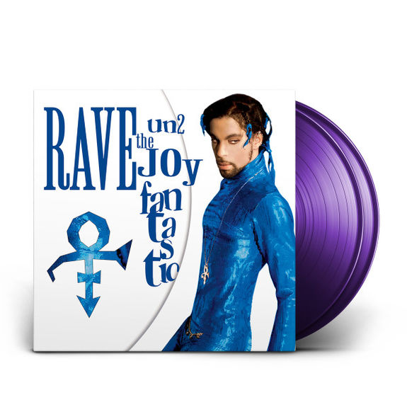 Prince: Rave Un2 The Joy Fantastic: Limited Edition Double Purple Vinyl