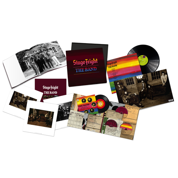 The Band: Stage Fright (50th Anniversary): Limited Edition Box Set