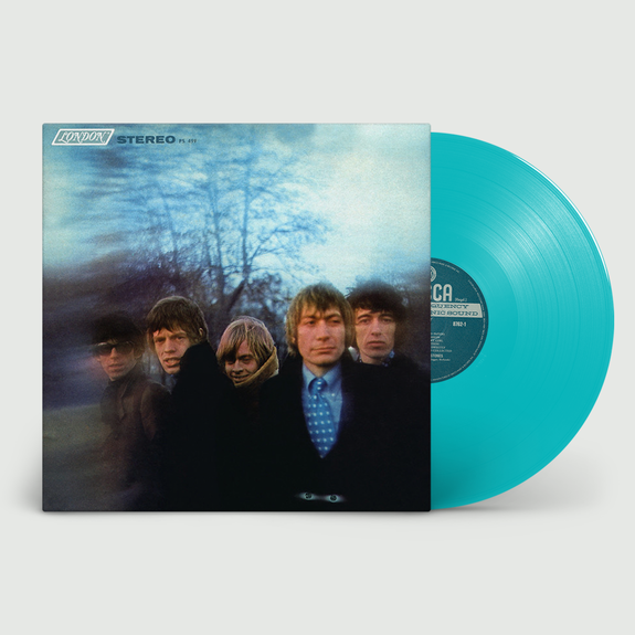 The Rolling Stones: Between The Buttons: Limited Edition Turquoise Vinyl