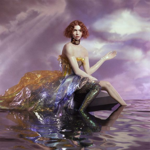 SOPHIE: SOPHIE - OIL OF EVERY PEARL'S UN-INSIDES - Limited Edition Red Vinyl